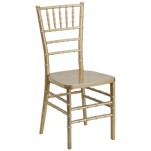 Gold Chiavari Wedding Chair